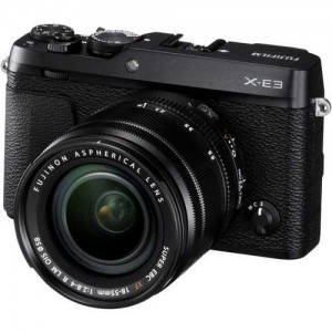 XE3 with 18-55MM