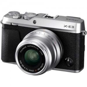 fujifilm XE3 with 23mm