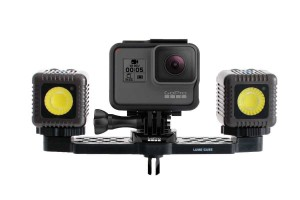 Lume Cube mounting for GoPro session