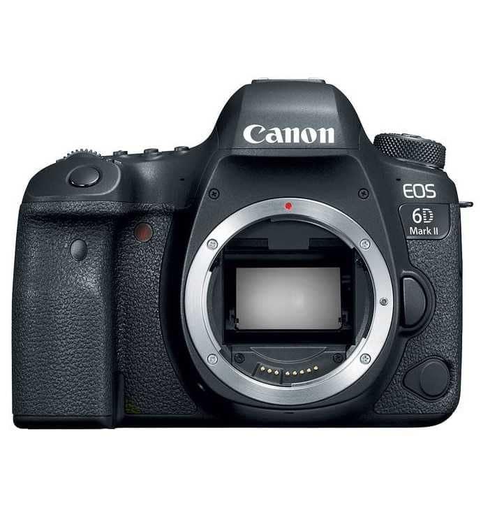 מצלמה דיגיטלית CANON 6D MARK II