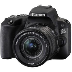 מצלמה דיגיטלית CANON EOS 200D