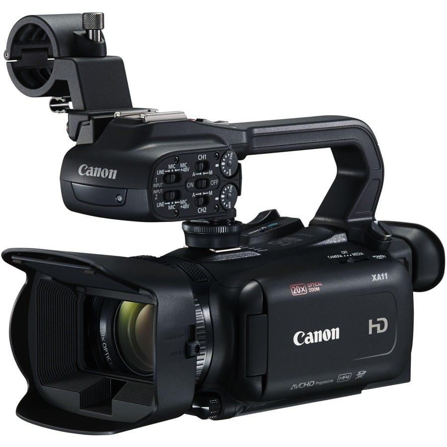 מסרטת וידאו CANON XA11