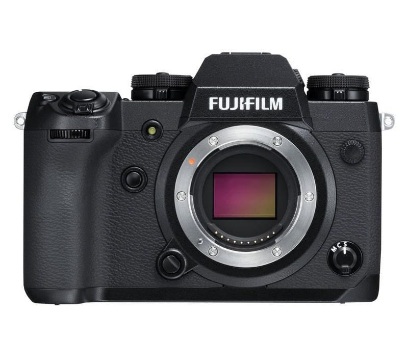 מצלמת ללא מראה FUJI X-H1