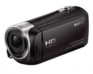 מצלמת וידאו SONY CX405