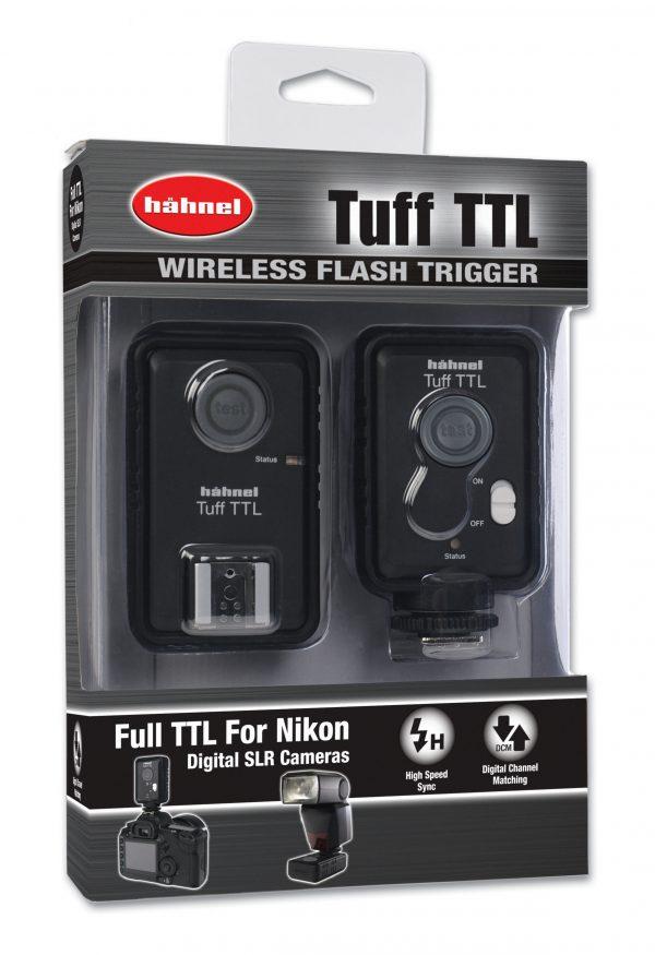 hahnel tuff TTL for Nikon cameras
