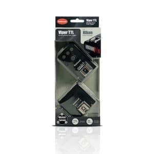Hahnel viper TTL for Nikon DSLR