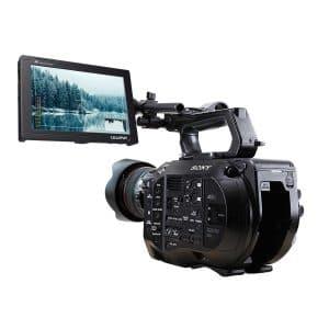 LILLIPUT FS7 7″ HDMI 3G SDI