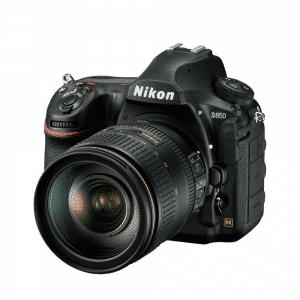 מצלמת NIKON D850 WITH 24-120MM