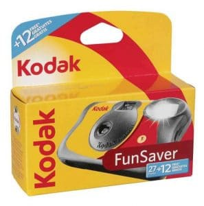 Kodak FunSaver One Single Camera