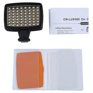 NANGUANG CN-LUX560 LED LIGHT