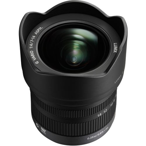 Panasonic 7-14mm