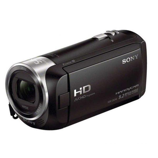 מצלמת וידאו SONY HDR-CX240