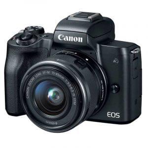 מצלמה ללא מראה M50