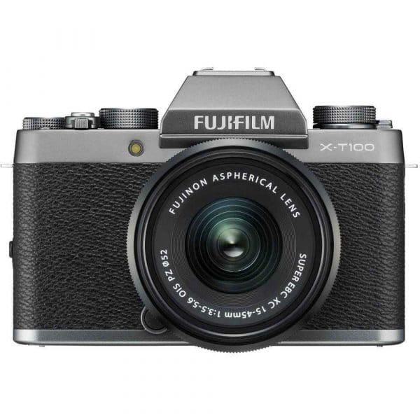 מצלמה ללא מראה X-T100