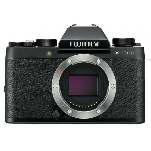 מצלמה דיגיטלית FUJI X-T100