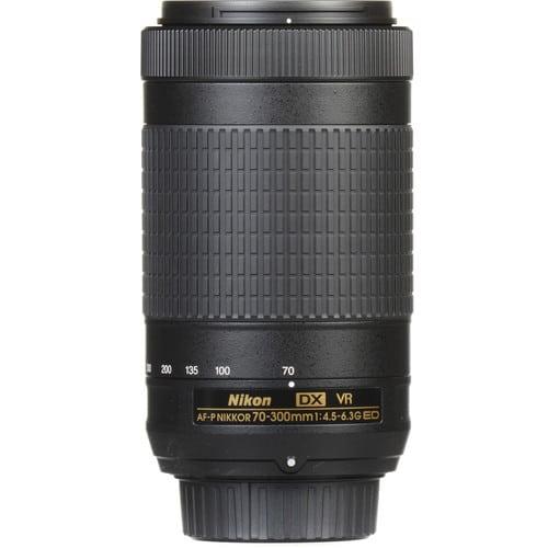 עדשת NIKON 70-300 VR