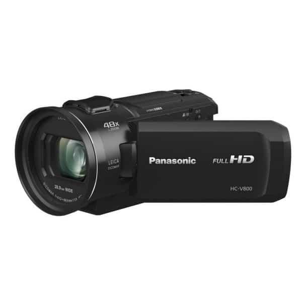 מצלמת וידאו פנסוניק V800