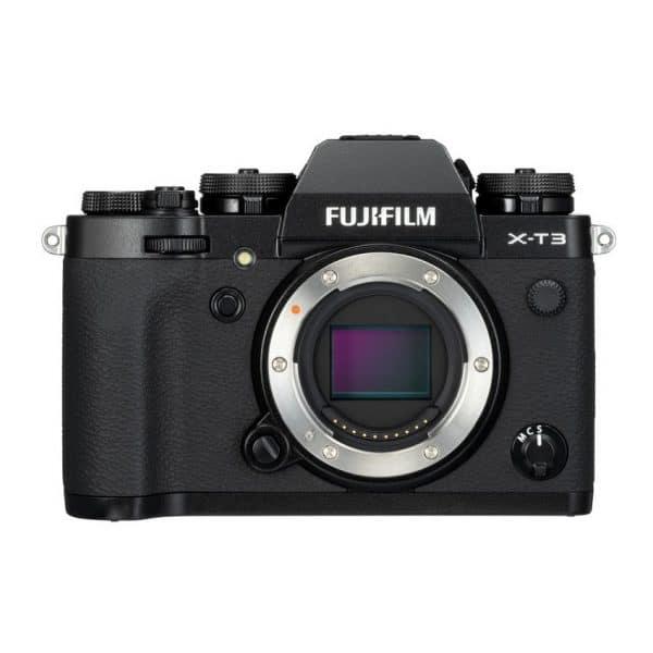 מצלמה דיגיטלית ללא מראה X-T3