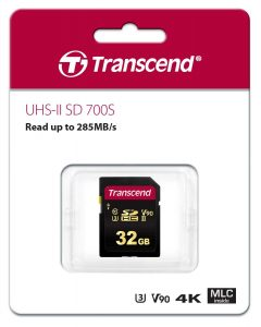 כרטיס זיכרון מהיר 700S בנפח 32GB