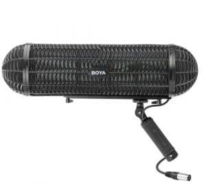 מגן רוח למיקרופון מקצועי BOYA BY-WS1000