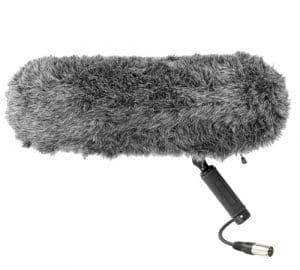 מגן רוח מקצועי למיקרופון BY-WS1000