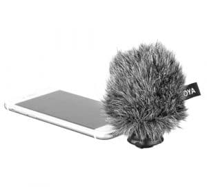 מיקרופון לאייפון BOYA BY-DM200
