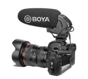 BOYA BY-BM3031 On Camera shotgun microphone