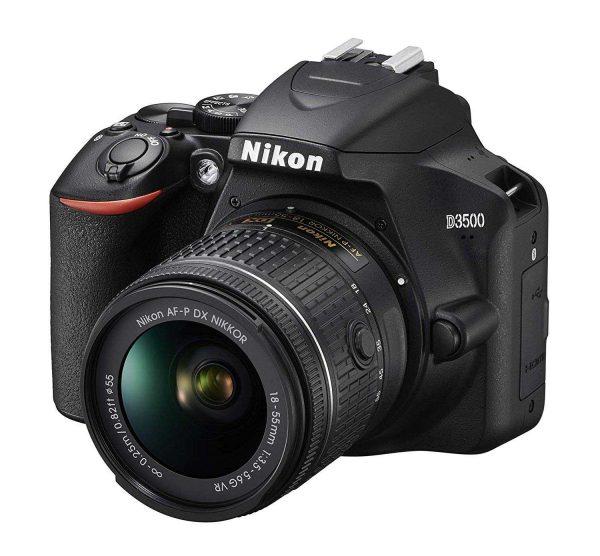 מצלמה דיגיטלית NIKON D5300+18-55 VR