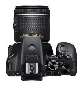 NIKON D3500 WITH 18-55 AF-S VR