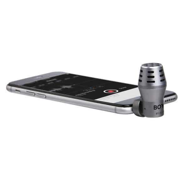 מיקרופון לסמארטפון BOYA BY-A100