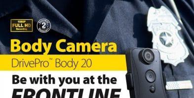 מצלמת גוף לשוטרים