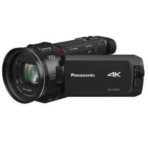מצלמת וידאו פנסוניק HC-WXF1