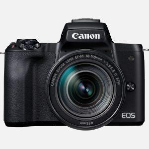 EOS M50+18-150MM