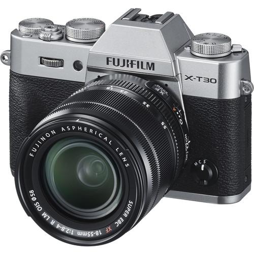מצלמה דיגיטלית FUJI X-T30