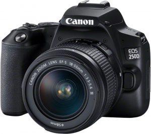 EOS 250D+18-55MM+24MM