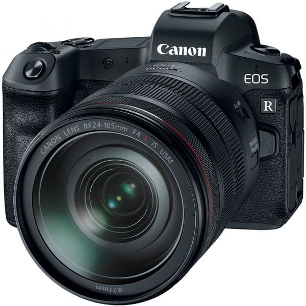 Canon EOS R 18-105mm KIT