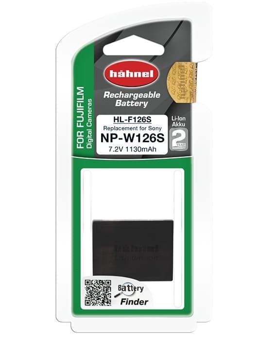 סוללה חליפית ל Fujifilm NP-W126S
