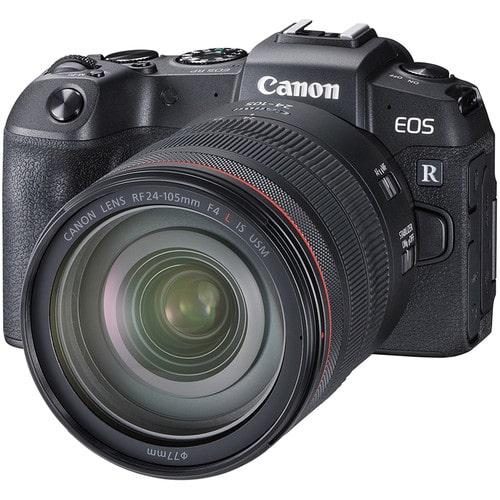 """מצלמה ללא מראה CANON RP עם עדשה 24-105 מ""""מ"""