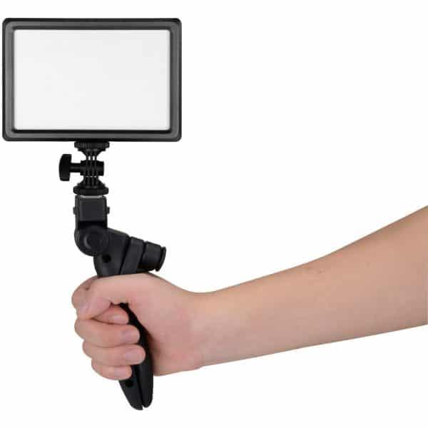 ידית אחיזה לתאורה ומצלמות