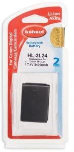 סוללה חליפית ל CANON BP-2L24