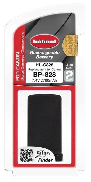 Hahnel סוללה חליפית לCanon BP828