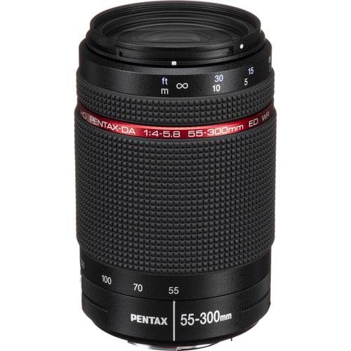 pentax 55-300 f/4-5.8