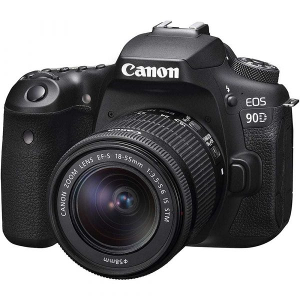 EOS 90D- WITH 18-55
