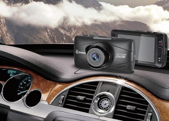 מצלמת רכב DOD IS420W