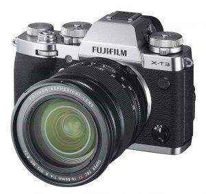 מצלמת FUJI XT-3 WITH 16-80MM