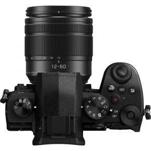 מצלמת פנסוניק G9 + 12-60MM