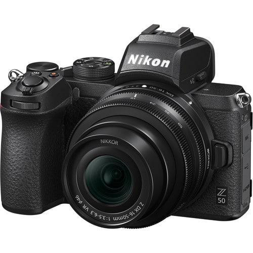 NIKON Z50 WITH 16-50MM