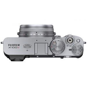 מצלמה דיגיטלית FUJI X100V