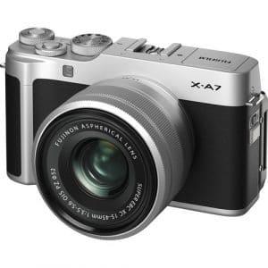 מצלמה ללא מראה FUJI X-A7
