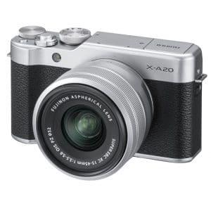 מצלמה ללא מראה FUJI X-A20